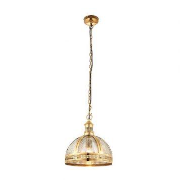 Vienna  Lampa wisząca – klasyczny – kolor mosiądz, złoty