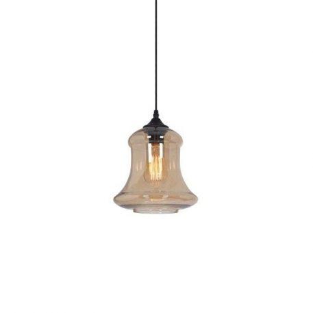 Villa  Lampa wisząca – szklane – kolor beżowy