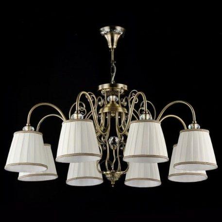 Vintage  Żyrandol – klasyczny – kolor brązowy