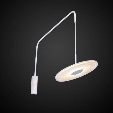 Vinyl Lampa LED – Lampy i oświetlenie LED – kolor biały