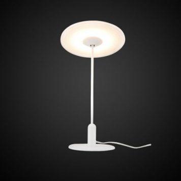 Vinyl  Lampa LED – Styl nowoczesny – kolor biały