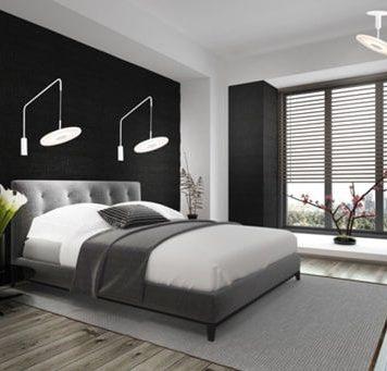 Vinyl  Lampa sufitowa – Lampy i oświetlenie LED – kolor biały