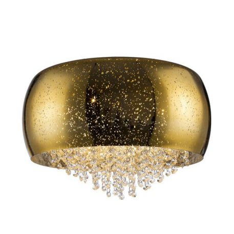 Vista Lampa sufitowa – Plafony – kolor złoty