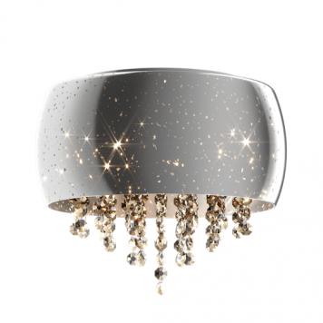 Vista Lampa sufitowa – Styl nowoczesny – kolor srebrny