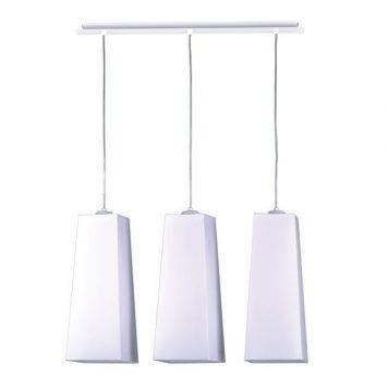 Vito  Lampa wisząca – Styl nowoczesny – kolor biały