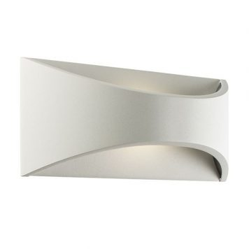 Vulcan  Lampa zewnętrzna – Lampy i oświetlenie LED – kolor biały