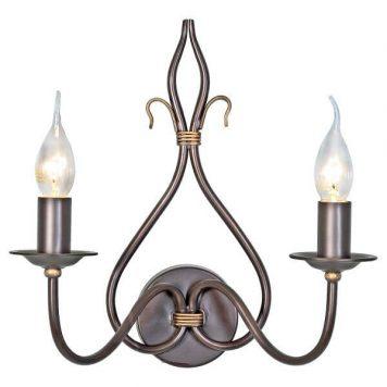 Windermere Lampa klasyczna – klasyczny – kolor brązowy