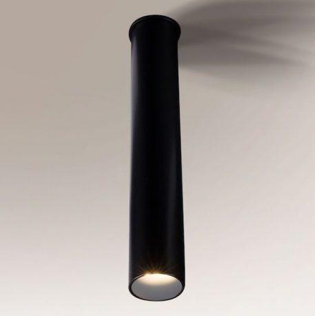 YABU Lampa sufitowa – kolor Czarny