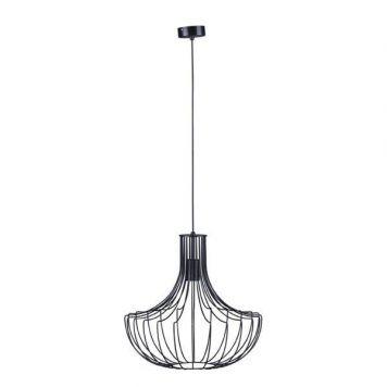 Fedor Lampa wisząca – industrialny – kolor Czarny