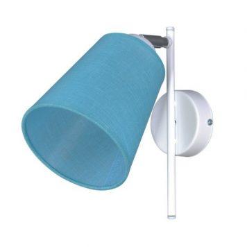 Filton Lampa nowoczesna – Z abażurem – kolor Niebieski