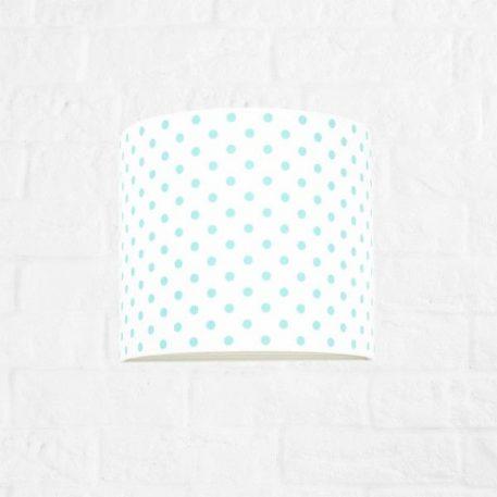 Young Lampa nowoczesna – Styl nowoczesny – kolor biały, Niebieski