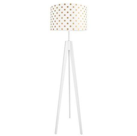 Young  Lampa skandynawska – Styl skandynawski – kolor biały, złoty