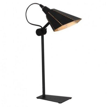 Zambia  Lampa nowoczesna – Styl nowoczesny – kolor złoty, Czarny
