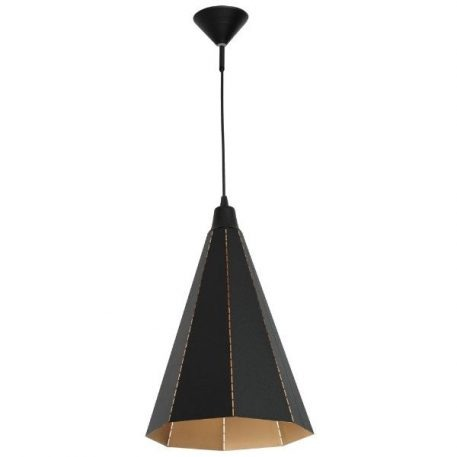 Zambia Lampa wisząca – Styl nowoczesny – kolor złoty, Czarny