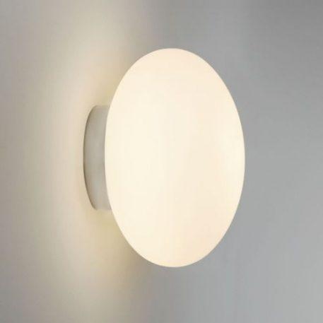 Zeppo Kinkiet – szklane – kolor biały