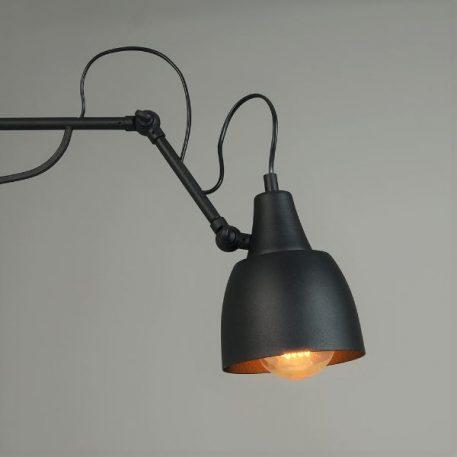 Soho Kinkiet – Na wysięgniku – kolor Czarny