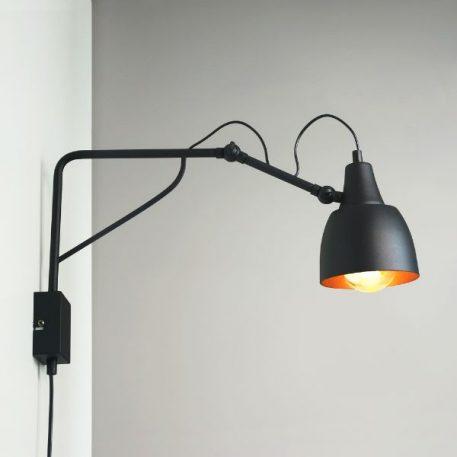 Soho Kinkiet – Styl nowoczesny – kolor Czarny