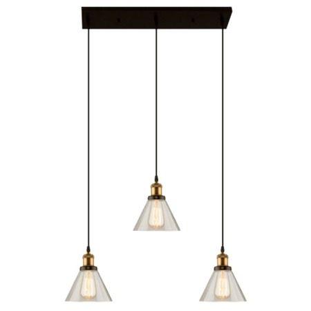 Lampa stołowa New York Loft do sypialni