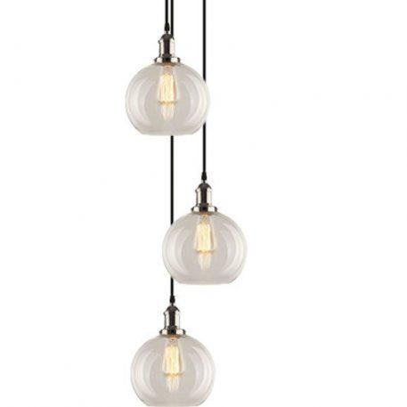 Lampa wisząca - chrom - Altavola
