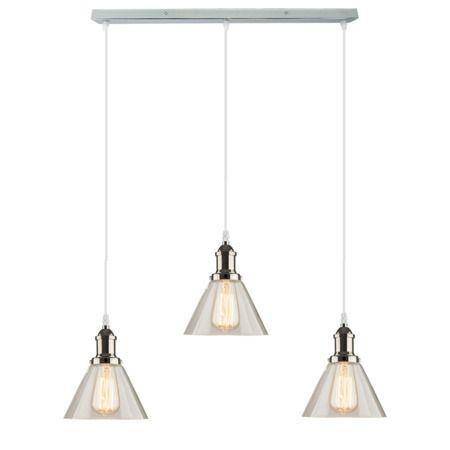 Lampa wisząca New York Loft do kuchni